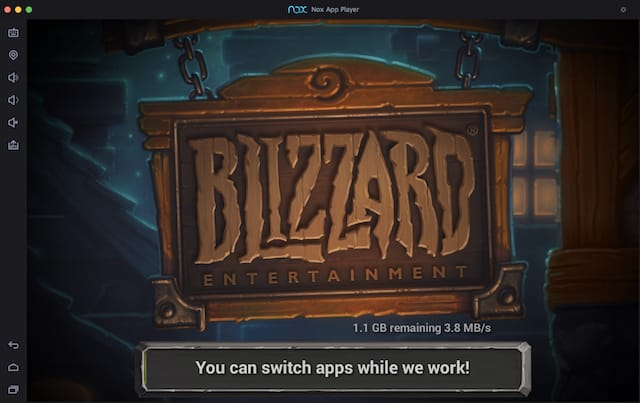 Hearthstone Amazon Install