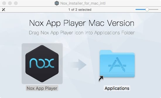 Nox App Player for Mac
