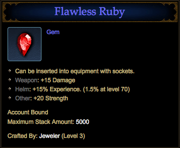Diablo 3 Ruby Gem
